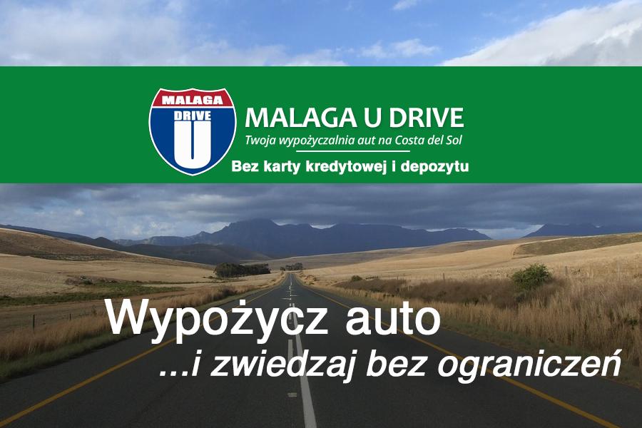 Wynajem samochodów Malaga
